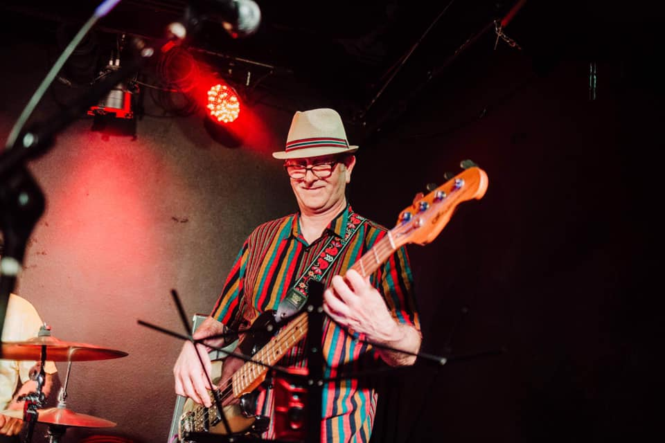 Todd has bass savvy and style!